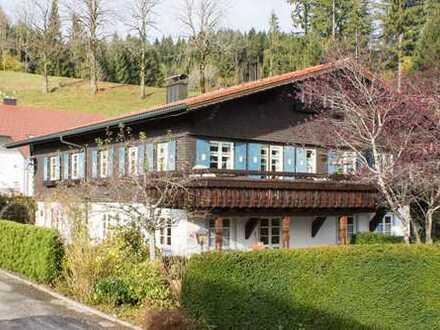 Traumwohnung mit Terrasse im EG ab 01.10.2019 in Oberstaufen zu vermieten