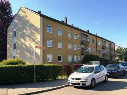 Solide vermietete 2-Zimmer Wohnung in Dachau zu verkaufen