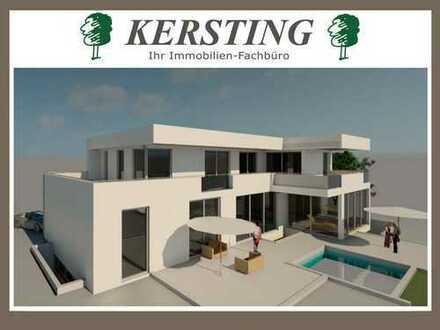 KR-Stadtwald Bestlage! 1500m² Baugrundstück mit Baugenehmigung für freist. Traumhaus