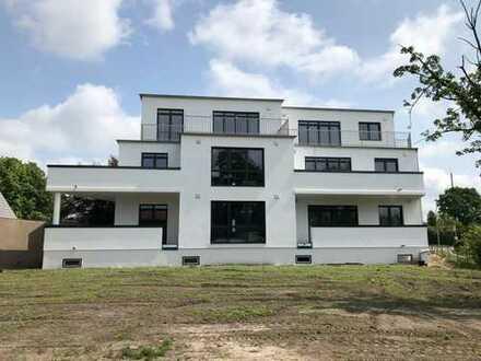 2 Zimmer Penthouse mit Dachterrasse, Aufzug, Gartennutzung und Tiefgarage