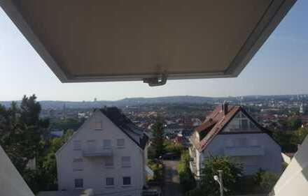 Exklusive 2-Zimmer-Wohnung mit gehobener Innenausstattung in Stuttgart