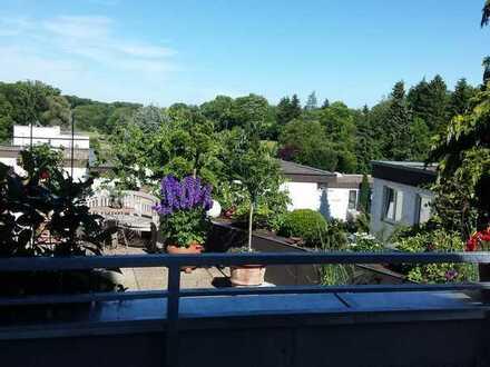 Gepflegte 3-Zimmer-Terrassenwohnung mit Einbauküche in Kornwestheim