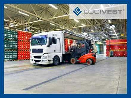 Neubau Logistikzentrum nahe Kreuz Biebelried