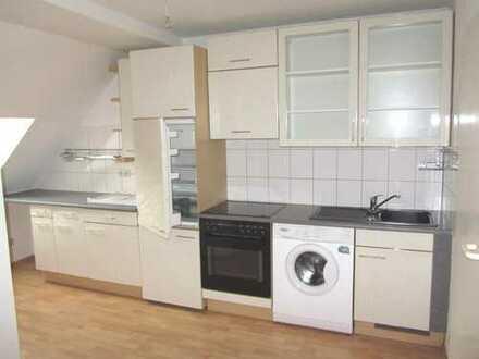 Sonnige 2-Raum-Wohnung mit Einbauküche mitten im Zentrum von Zwickau