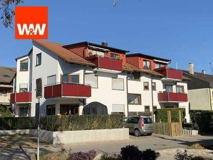 Charmante 3 Zimmer Dachgeschoßwohnung in Freiberg -  Ideal für die kleine Familie