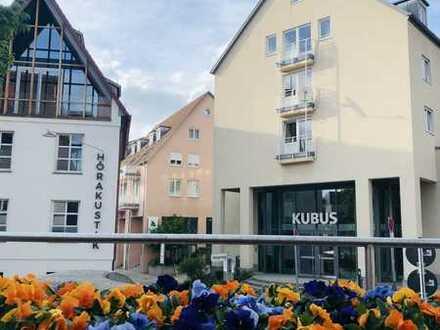 Burgcenter: Sonnige 2,5-Zimmer Wohnung im Herzen von Nagold