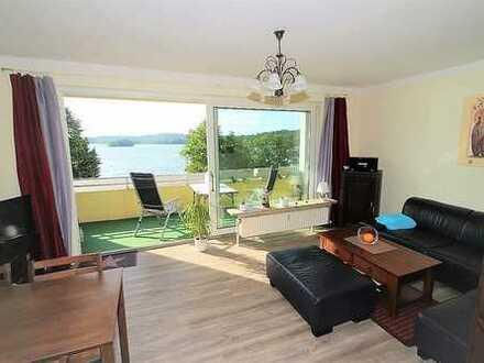 3-Zimmer Ferienwohnung mit traumhaftem Seeblick in Malente