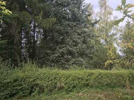 Grundstück in bevorzugter grüner Lage von Möser