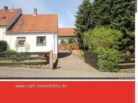 *Gemütliche kleine Doppelhaushälfte in ruhiger sonniger Lage von Eidengesäß*