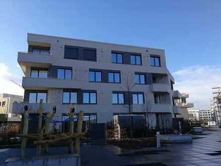 Exklusive, neuwertige 2-Zimmer-Wohnung mit Balkon und Einbauküche in Frankfurt am Main