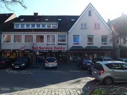 Praxis-/ Büro-/ Einzelhandelsfläche im Zentrum von Weilheim
