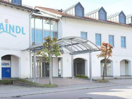 Geschäfts- und Büroflächen bis 650 m2 nach Bedarf individuell zu mieten in Burgkirchen