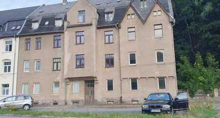 Mehrfamilienhaus mit 10 Wohnungen zum Sanieren
