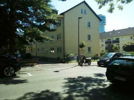 Zentrale 35qm Zweiraumwohnung in südlicher Innenstadt
