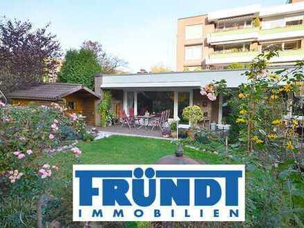 ***RESERVIERT*** Tolle EG-Wohnung mit vielen Vorzügen, Grenze Hummelsbüttel/Poppenbüttel