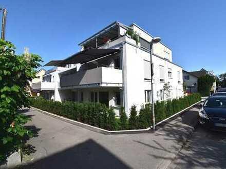 Einmalige Gelegenheit!  Ansprechende und moderne 3 Zi. Wohnung in zentraler Lage in Weingarten!