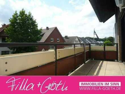 Gepflegte Vier-Zimmer-Wohnung in Gütersloh-Kattenstroth - Nähe Fichtenstraße!