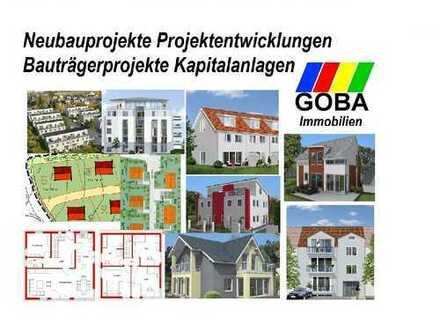 Investor/Bauträger/Bauplatz/Baugenehmigung - Stadtteil / Wohn-Geschäftshaus mit Café+Penthouse