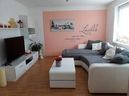 Gepflegte 2-Zimmer-Wohnung mit Terrasse und EBK in Fahrenbach
