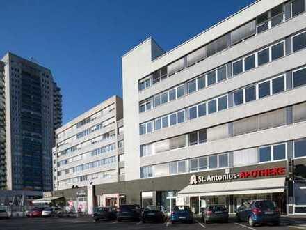 Vakante Praxisflächen in Köln-Bayenthal