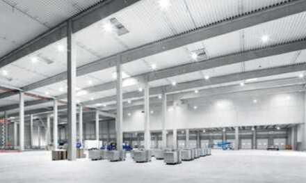 """BAUMÜLLER & CO."" 3.000 m² NEUBAU Logistikfläche / TOP Lage an der BAB 656"