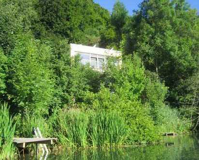 2-Zimmer-Loft und das Leben am Fluss