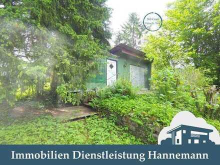 Freizeitgrundstück bei Schönbühl-Saffrichhof, mit Haus, WC, Strom, Abwasser – nahe Beutelsbach ca...