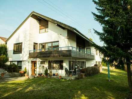Am Südhang wohnen: 3-Zi-Wohnung in Genkingen