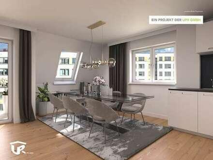 Traumhafte Maisonette 4,5- Zimmer Wohnung mit einem gemütlichen Balkon