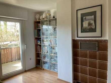 Gepflegte Wohnung mit Balkon in Ditzingen