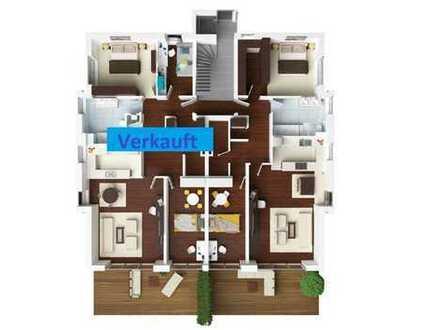 !!! Verkauft !!!4-Zimmer Wohnung im Erdgeschosswohnung