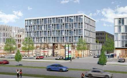 Büroetage -NEUBAU - AC Krefelder Straße - ca. 640 m²