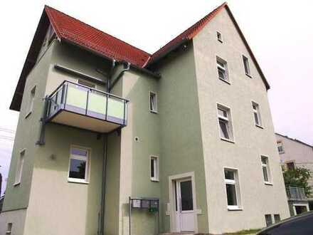 Erstbezug nach Komplettsanierung! Bezugsfrei ab sofort! 4,5 Zimmer Wohnung mit Balkon in grüner L...