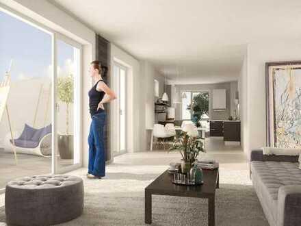 Lichtdurchflutetes und helles Wohnvergnügen in Ihrem neuen Zuhause mit 3 Zimmern und Balkon