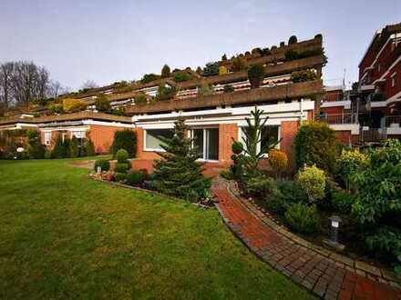 Von Privat: Top gepflegte Terassenwohnung mit Garten am Buchenhügel