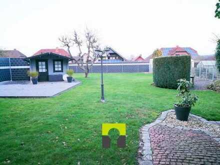 !!! 80-100qm + 2 Etagen --- schönes Grundstück nahe dem Ortskern !!!