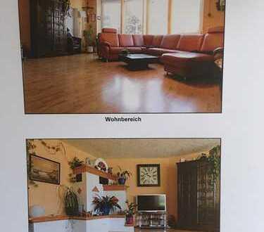 Erstbezug nach Sanierung mit Einbauküche und Balkon: freundliche 4-Zimmer-Wohnung in Schwabmünchen