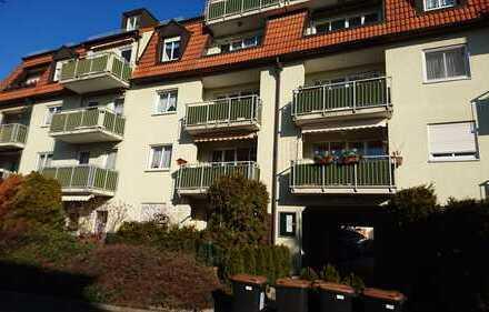 Sehr schöne vermietete Wohnung im Erdgeschoss mit Terrasse und Garten in Coswig