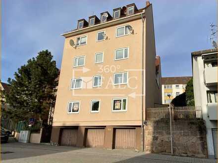 Schönes helles Hochparterre-Büro oder Praxisräume in der Zirndorfer City ab 01.04.21 zu beziehen.