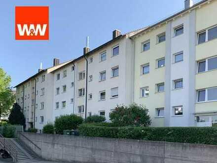 Gepflegte 4-Zimmerwohnung in Asperg -  renoviert und mit Platz für die Familie