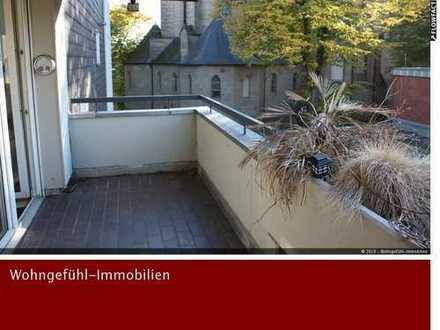Helle 3 1/2-Raum-Wohnung mit Balkon im Herzen von Steele