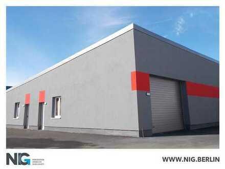NEUBAU| Lankwitz| Neuwertige Lager- und Produktionsflächen |ebenerdig