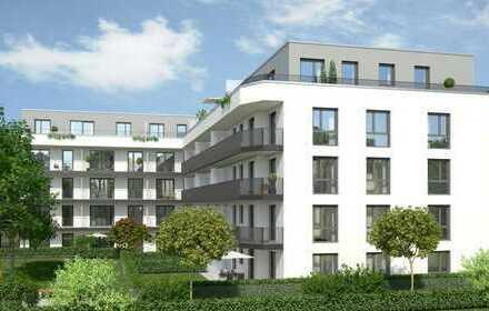 Neubau/Erstbezug - Großzügige, helle 3 ZKB Wohnung mit Balkon