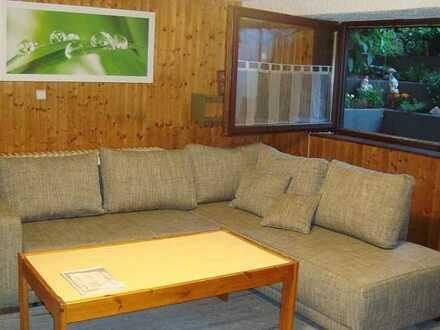 Gepflegte 2-Zimmer-Wohnung, voll möbliert ab 15.10.2021 zu vermieten