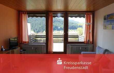 1-Zimmer-Appartement am Ortsrand von Klosterreichenbach