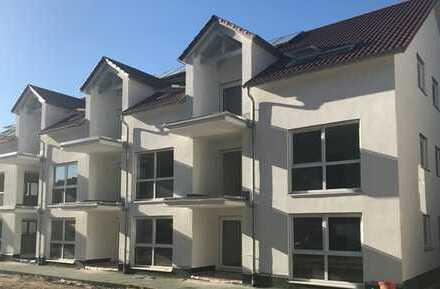 Helle, lichtdurchflutete 3-Zimmer-EG-Wohnung in Illertissen