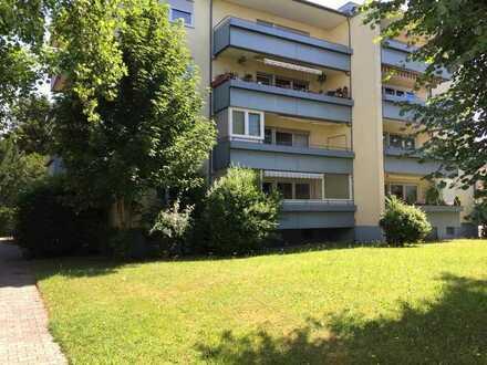 BÜHL STADT - 3 Zi-Wohnung im 2. OG in parkähnlicher Wohnanlage