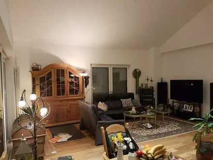 Attraktive 4-Zimmer-Penthouse-Wohnung mit Dachterrasse und Einbauküche in Ascheberg