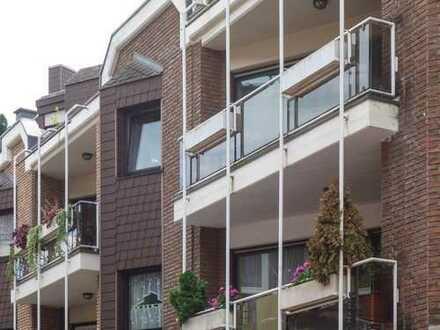 3-Zimmerwohnung inmitten der Fußgängerzone von Troisdorf