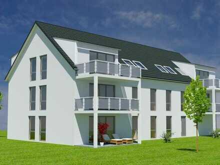 NEUBAU 3,5 Zimmer Dachgeschosswohnung in Weilheim/Teck